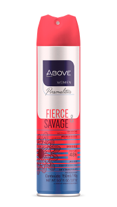 Foto do produto Antitranspirante Personalities Fierce & Savage