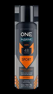 Foto do produto Antitranspirante One by Above Sport