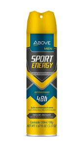 Foto do produto Antitranspirante Sport Energy