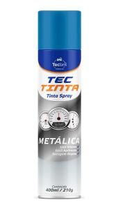 Foto do produto Tec Tinta - Metálica